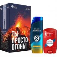 Набор «Head&Shoulders+Old Spice» шампунь и дезодорант, 360+50 мл