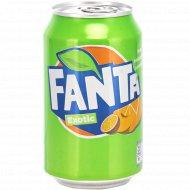 Напиток газированный «Fanta» Exotic, 0.33 л.