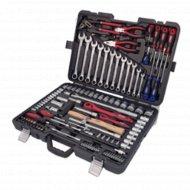 Универсальный набор инструментов «Stab» 1/4 и 1/2, 124 предмета.