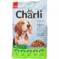 Корм для собак «Charli» мясное ассорти, 5 кг.