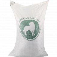 Корм для собак «Рэкс» крупных и средних пород, 20 кг.