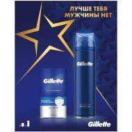 Набор «?Gillette» бальзам после бритья, гель для бритья, 50+200 мл