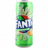 Напиток газированный «Fanta» Soda Crem, 0.33 л.