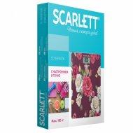 Напольные весы электронные «Scarlett» SC-BS33E006 .