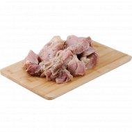 Шашлык из свинины «Сочный» замороженный, 800 г.