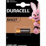 Элемент питания «Duracell» A27/MN27BP.