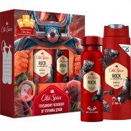 Набор «Old Spice» дезодорант, гель для душа, шампунь, 50+250+250 мл