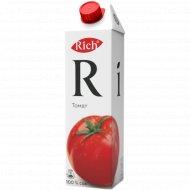 Сок «Rich» томатный с солью 1 л.
