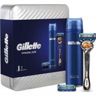 Подарочный набор «Gillette» бритва Proglide и гель Fusion, 200 мл