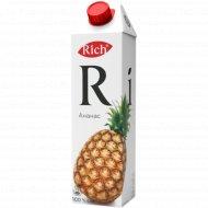 Сок «Rich» ананасовый, 1 л.