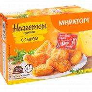 Наггетсы куриные »Мираторг» с сыром, 300 г.