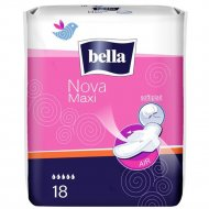 Прокладки женские «Bella» Nova maxi 18 шт.