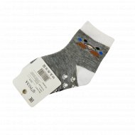 Носки дет.(3310,р.10-12 серый)