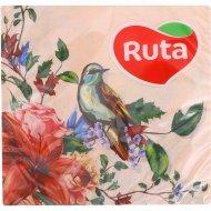 Салфетки сервировочные «Ruta» райский сад, 33х33 см, 20 шт.