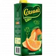 Нектар «Сочный фрукт» апельсин 1.95 л.
