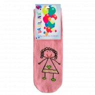 Носки детские «Vasilina» 6с7358, розовые.