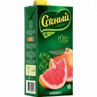 Нектар «Сочный фрукт» грейпфрут 1.95 л.
