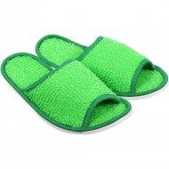 Тапочки мужские массажные «Банные штучки» для бани и сауны.