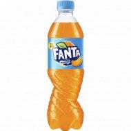 Напиток «Fanta» мандарин 0.5 л.