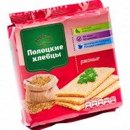 Хлебцы «Полоцкие» экструзионные ржаные, 55 г.
