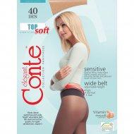 Колготки женские «Top Soft» р4 shade, 40 den.