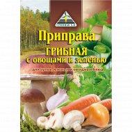 Приправа «Cykoria» грибная с овощами и зеленью, 25 г.