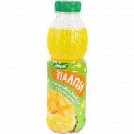 Напиток негазированный «Pulpy» ананас и манго, 450 мл.