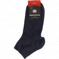 Носки мужские «Брестские» размер 25, темно-серые.