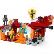Конструктор «Lari» The Blaze Bridge, 11362