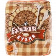 Крупа гречневая «Бабушкина кухня» быстроразваривающаяся, 500 г.