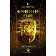 Книга «Нумерология от А до Я. Скрытая магия чисел».