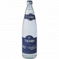 Вода минеральная негазированная «Thonon» 0.75 л.