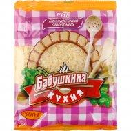 Крупа рисовая «Бабушкина кухня» пропаренная, 500 г.