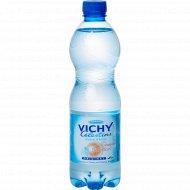 Вода минеральная газированная «Vichy Celestins» 0.5 л.