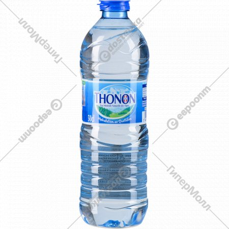 Вода минеральная негазированная «Thonon» 0.5 л.