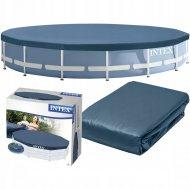 Тент-чехол для каркасных бассейнов «Intex» 28031