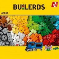 Конструктор «Lepin» Builders Creative blocks, 42001