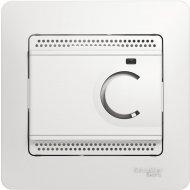 Термостат теплого пола «Schneider Electric» Glossa, GSL000138