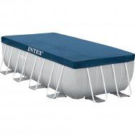 Тент-чехол для каркасных бассейнов «Intex» 28037