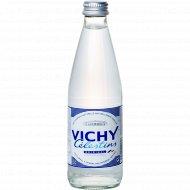 Вода минеральная газированная «Vichy Celestins» 0.33 л.