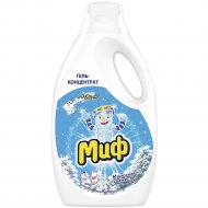Жидкий стиральный порошок «Миф» морозная свежесть, 2.08 л.
