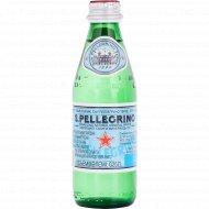 Вода минеральная «San Pellegrino» газированная, 0.25 л