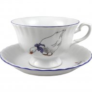 Чайный набор «Chodziez» Iwona, E280-8202I0A, гусь, 220 мл, 14 см