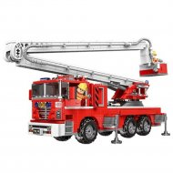 Конструктор «Xingbao» Fire Fighting Lift Up Fire Engines, XB-03029