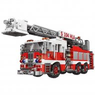 Конструктор «Xingbao» Fire Fighting Truntable Ladder, XB-03031