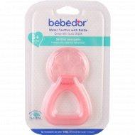Прорезыватель «Bebe D'Or» с удобной ручкой.