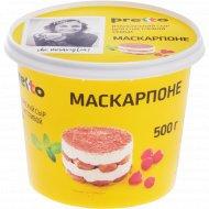 Сыр мягкий «Маскарпоне» 80%, 500 г