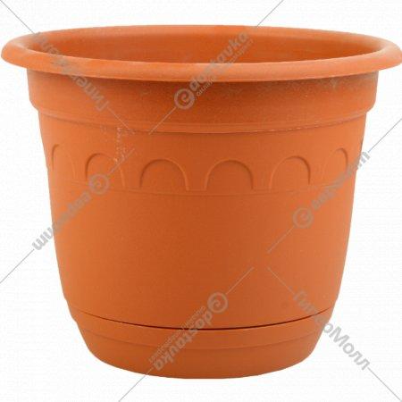 Горшок для цветов «Колывань» 26 см, 6.7 л.