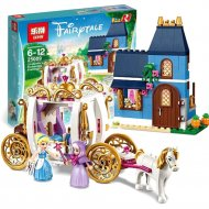 Конструктор «Queen» Fairy Tailes The Enchanted Evening, 85007