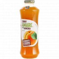 Сок абрикосовый «Sunny Amare» 750 мл.